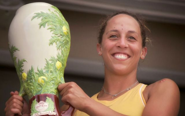 Madison Keys: This week I consistently showed my best tennis.