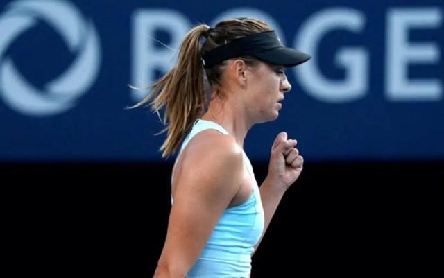 Maria Sharapova: Now I am far from optimal conditions