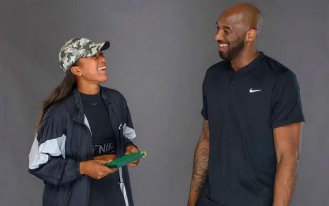 Naomi Osaka: I admire Serena, Kobe and LeBron