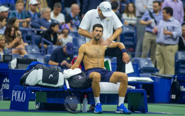 Novak Djokovic: I was not sure that I could finish the match