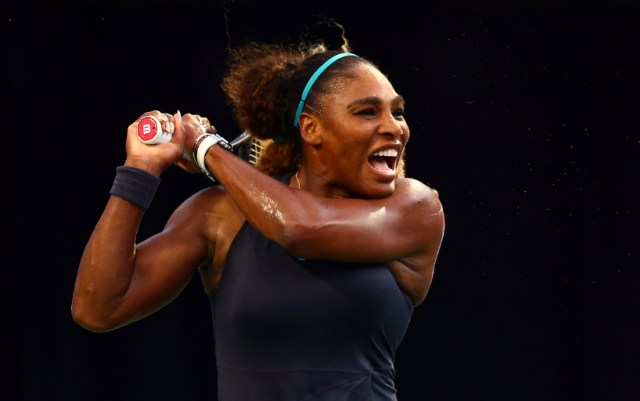 Rogers Cup. Serena Williams got the better of Ekaterina Alexandrova