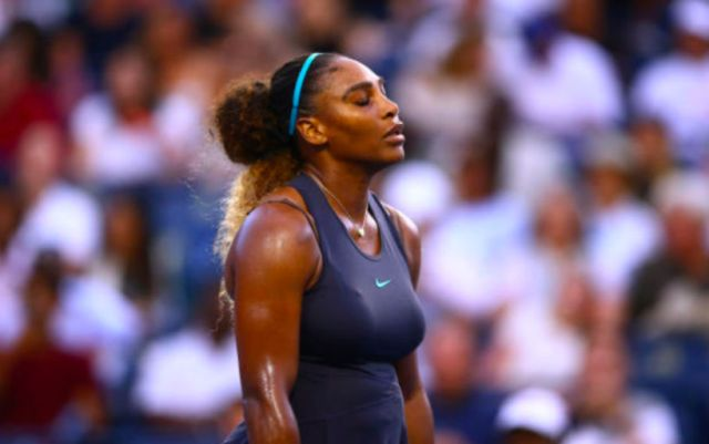 Serena Williams: I'm not the first to play with a new rival