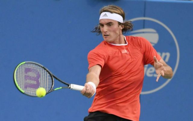 Stefanos Tsitsipas: I did not give my opponent to play in the usual manner