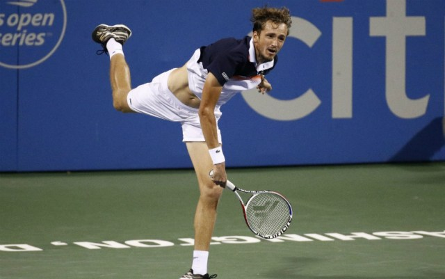 Washington. Daniil Medvedev lost to Nick Kyrgios in the final