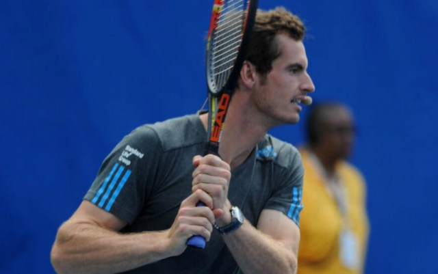 Andy Murray: Feeling Slow on the Court