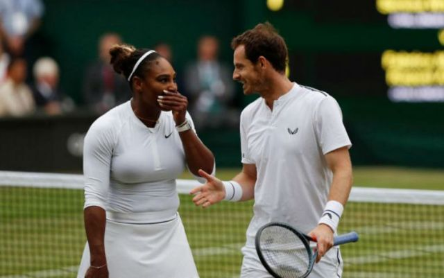 Andy Murray: Serena has always admired me