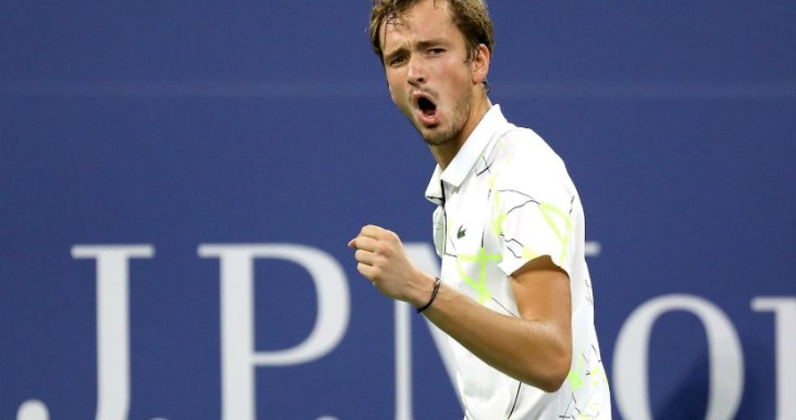 Daniil Medvedev became a finalist of the US Open