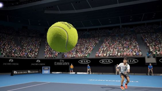 Top Tennis Games for PC and Mobile Phones