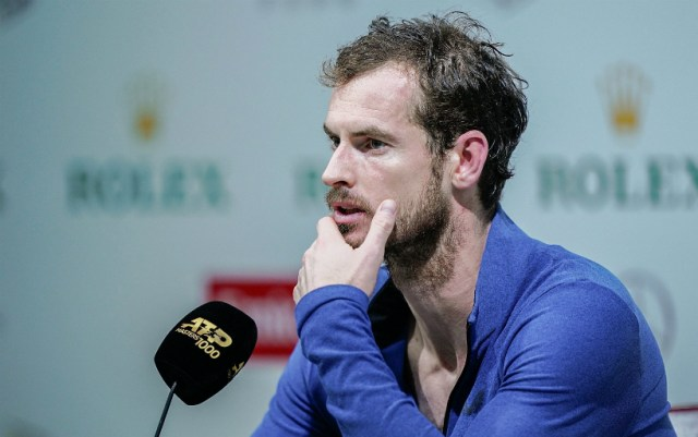 Andy Murray: Wife always helped me get back into the game