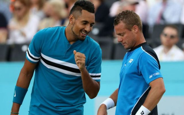 Lleyton Hewitt: Kyrgios wants to play for the national team again