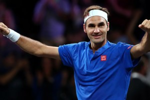 Roger Federer: Glad to see Murray healthy