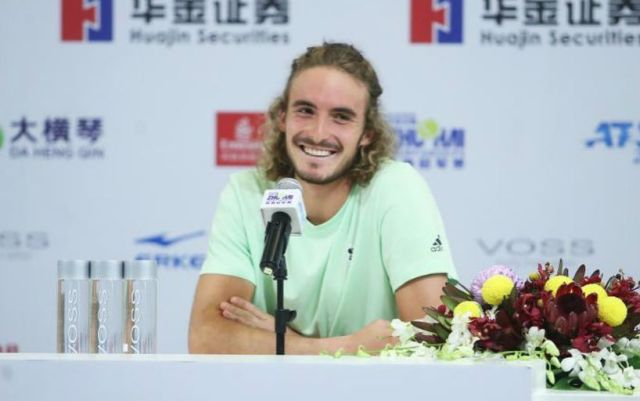 Stefanos Tsitsipas: There is a girl who is chasing me, it's cool