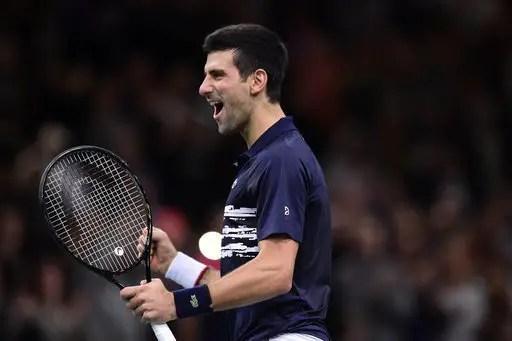 Novak Djokovic vs Denis Shapovalov | Paris 2019 Final Highlights