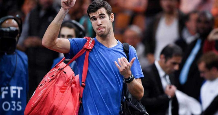 Karen Khachanov: This year did not work out to meet all expectations