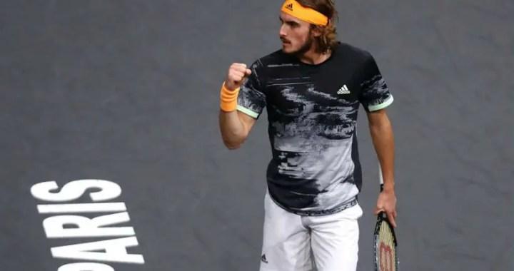 Stefanos Tsitsipas surpasses the achievement of Federer and Medvedev