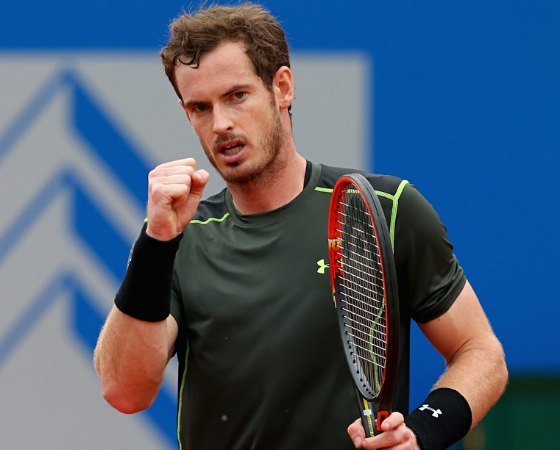 Andy Murray: I often made mistakes at a young age.