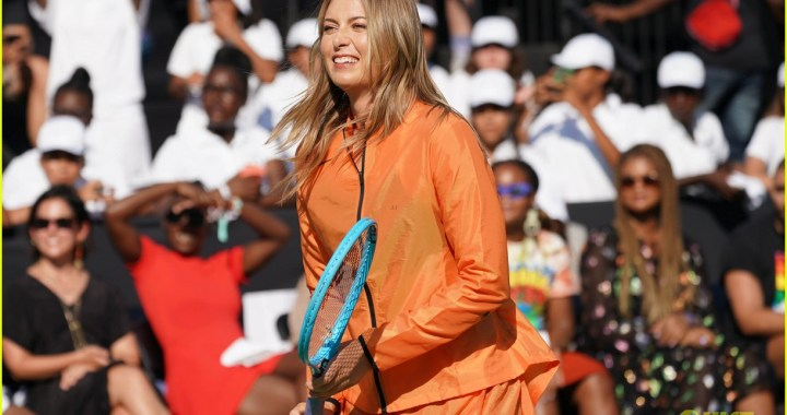 Maria Sharapova: I have enough motivation to continue playing