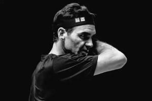 Roger Federer took part in an advertisement video