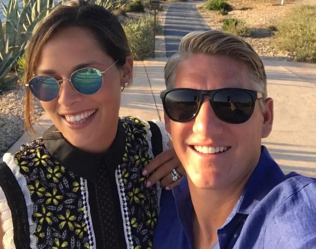 Ana Ivanovic and Bastian Schweinsteiger 1