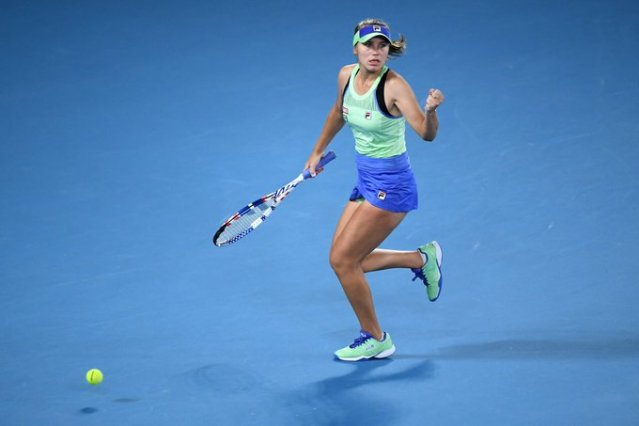 Sofia Kenin vs Garbine Muguruza – Match Highlights | Australian Open 2020 Final