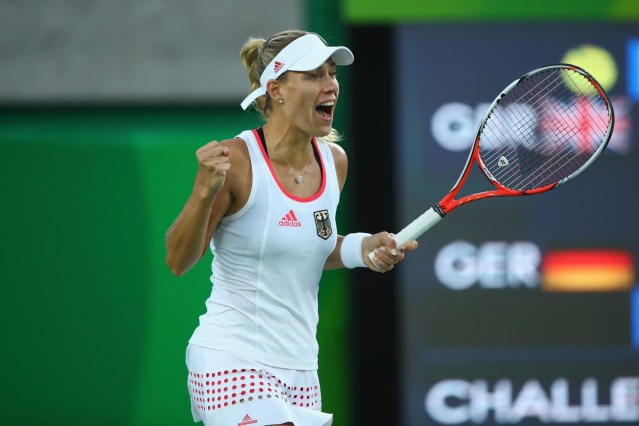 Angelique Kerber: I'm heavy hearted that the cancellation of the grass-court season