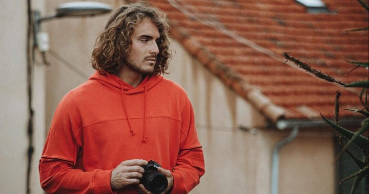 Stefanos Tsitsipas: Dreaming of taking part in the shooting of a film