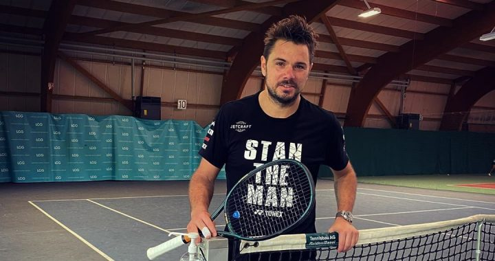 Stan Wawrinka: I miss tournaments, emotions and fans.