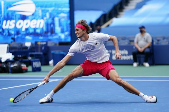 "Alexander Zverev: At the beginning of the match my level clearly did not correspond to the quarterfinals of ""Slam"""