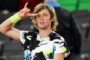 Andrey Rublev: Now I'm just happy
