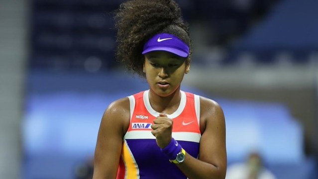 Naomi Osaka: I stopped thinking about winning the tournament.