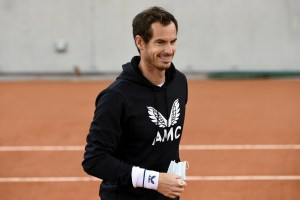 Andy Murray: I have to compete more often.