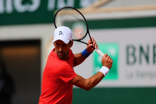 Novak Djokovic: My mood on the court does not depend on any records.