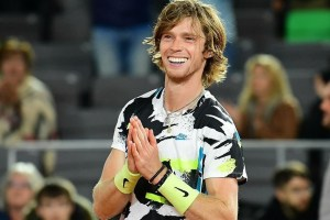Andrey Rublev: I hope that I will not be a tourist in London