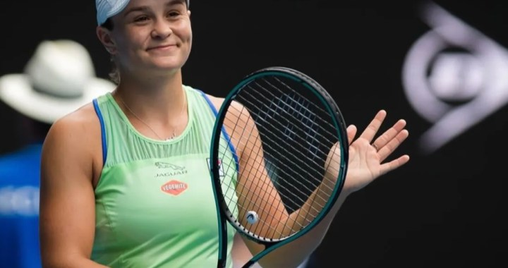 Ashleigh Barty: You have to get on the court and fight