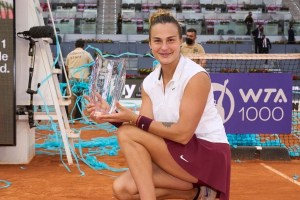 Ashleigh Barty vs. Aryna Sabalenka | 2021 Madrid Final | WTA Match Highlights