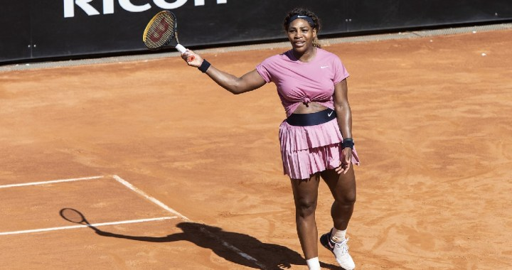 Serena Williams: I'll be rooting for Lisa Pigato in the future