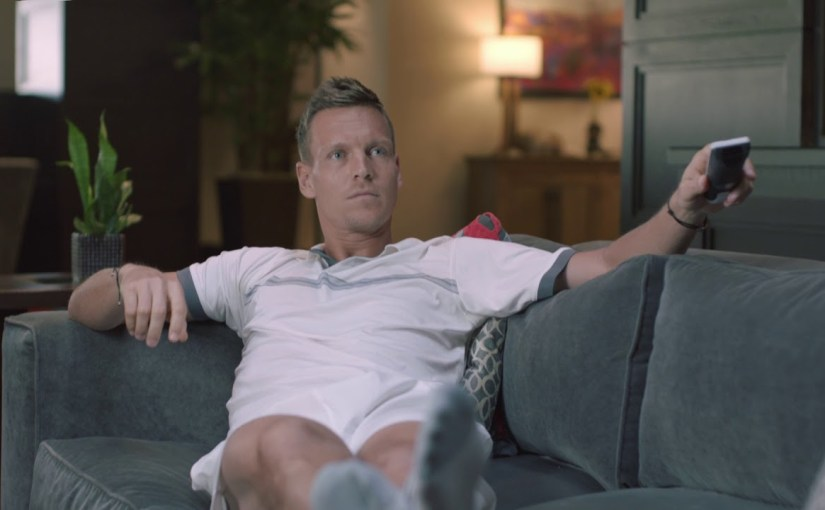 HEAD #PlayersOnly – Tomas Berdych – Very Random Advertising Campaign