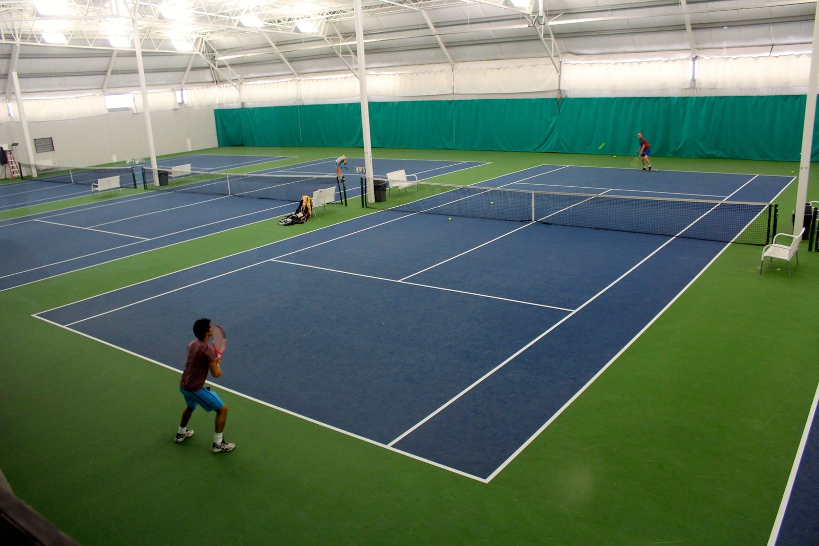 solid tennis academy