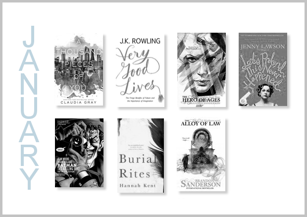 2016 | A Bookish Year In Review