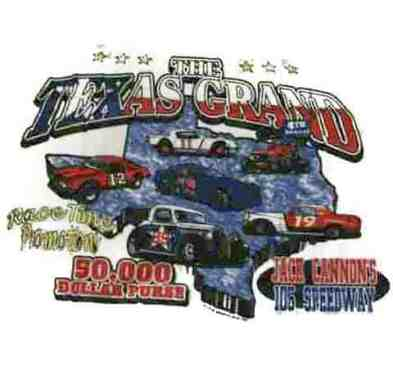 1999 Texas Grand Tee-Shirt