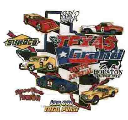 2001 Texas Grand Tee-Shirt
