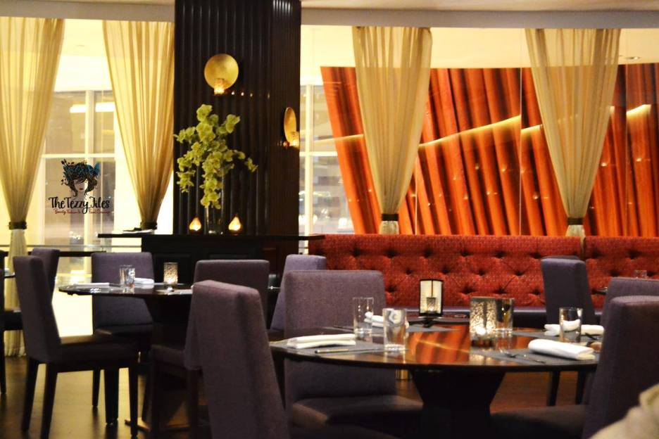 Junoon Shagri La Dubai review Michelin Star restaurant Indian fusion (17)