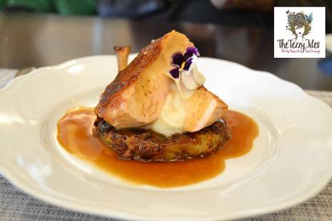Brasserie Quartier St Regis Dubai business lunch review French fine dining (11)