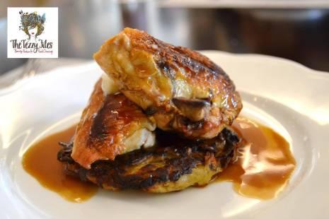 Brasserie Quartier St Regis Dubai business lunch review French fine dining (12)