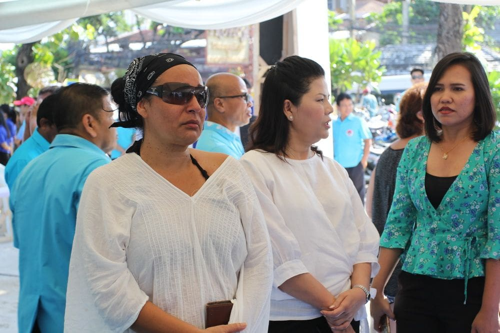 Tsunami remembrance ceremony held on Patong Beach | News by The Thaiger