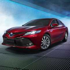 All New Camry Thailand Interior Alphard 2018 Hybrid Provides Luxury In A Larger Model With Electric Advantages The Thaiger