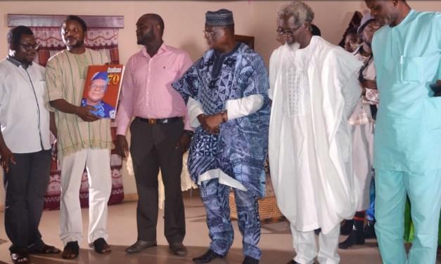 Nigerian Stages Go Agog for Wole Soyinka @ 82 and Femi Osofisan @ 70