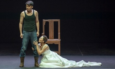 """Chinese """"Thunderstorm"""" Brings a Haunting Past to Egypt's Contemporary Theatre Festival"""