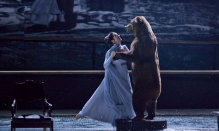 Pushkin and Chekhov Stagings to Be Shown in US and Canada Cinemas