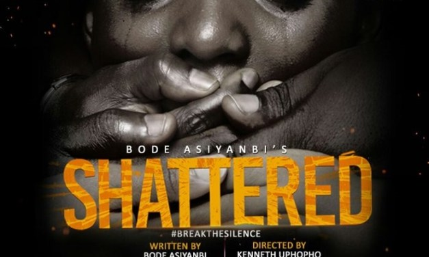 """PAWSTUDIOS Presents """"Shattered"""" in Honour of International Day for The Girl Child"""